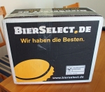 Karton Bierselect.
