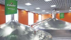 Was ist der Whirlpool? Bei der Brauereibesichtigung wird's erläutert.