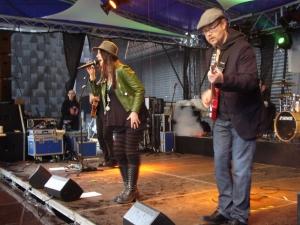 Chairoplane waren schon 2013 beim Hoffest dabei. Archivfoto