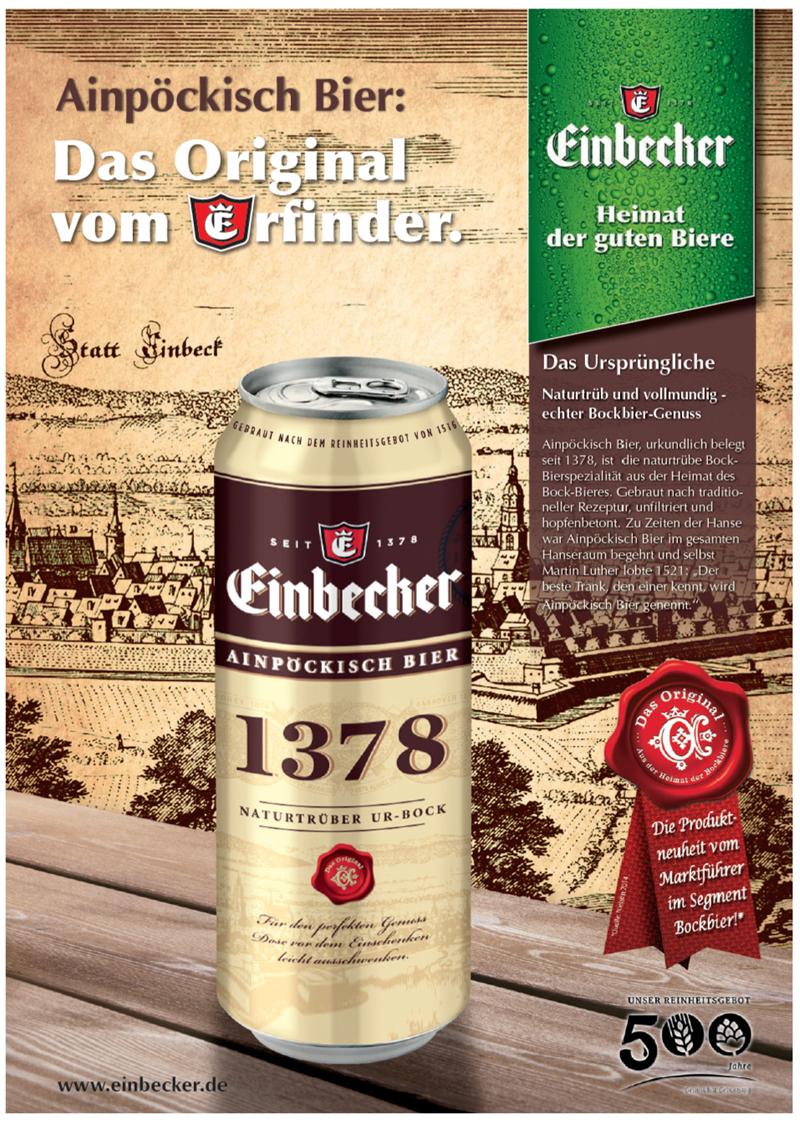 MBG International Premium Brands GmbH | Einbecker Bierblog